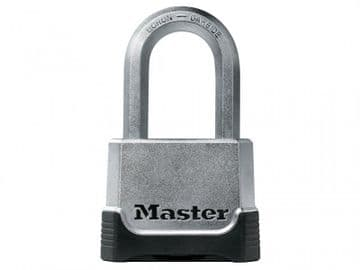 Excell 4-Digit Combination 50mm Padlock - 38mm Shackle